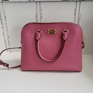 Michael Kors Cindy Dome Satchel NWT